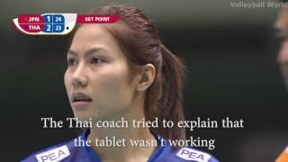 Download The sad story of the Thai women's volleyball Video
