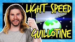 Download The Faster-Than-Light Guillotine Video