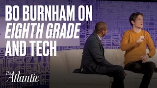 Download Bo Burnham on ″Eighth Grade″ and tech Video