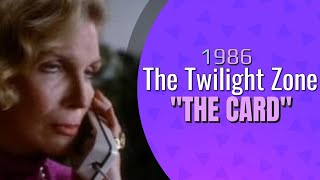 Download Twilight Zone ″The Card″ Video