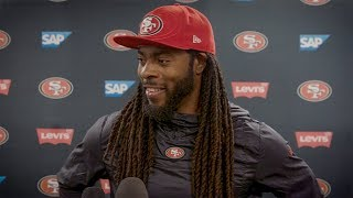 Download Richard Sherman: 'The First Time in a Few Years That I'm Able to Move and Groove Like I Want To' Video