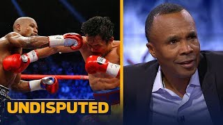 Download Sugar Ray Leonard talks Mayweather vs Pacquiao rematch rumors, GGG decision and more | UNDISPUTED Video