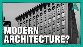 Download When Did Modern Architecture Actually Begin? | ARTiculations Video