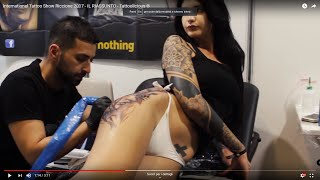 Download International Tattoo Show Riccione 2017 - IL RIASSUNTO - Tattoolicious ® Video