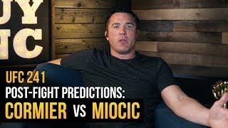 Download What happens after Daniel Cormier vs Stipe Miocic? Video