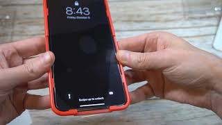 Download Zagg InvisibleShield glass+ visionguard For IPhone Xs Max Unboxing and Review Video