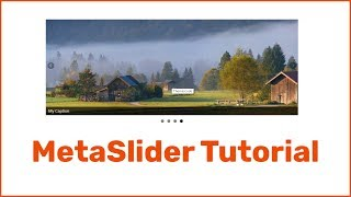 Download WordPress Slider Plugin MetaSlider (meta slider) Tutorial Create a Slider For WordPress Website 2018 Video