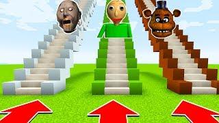 Download DO NOT CHOOSE THE WRONG STAIRS(BALDI BASICS,GRANNY,FREDDY FAZEBEAR)(Ps3/Xbox360/PS4/XboxOne/PE/MCPE) Video
