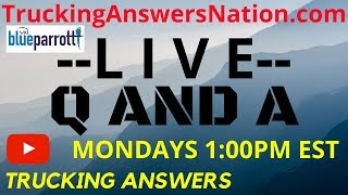 Download 🔴 Q and A Live | CR England Trainer Attack | New CDL Trainer Requirements | Trucking Answers Video