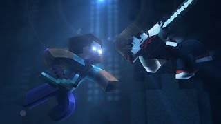 Download Minecraft Animation: Herobrine VS Bajan Canadian! Video