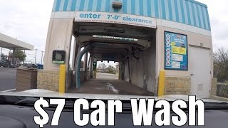 Download $7 Touchless Drive-Thru Car Wash - Worth It? Video