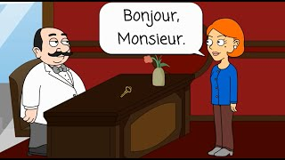 Download Conversational French Lesson 1 Video