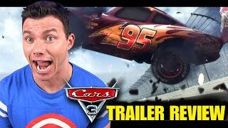 Download CARS 3 (2017) Trailer Review Video
