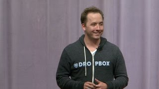 Download Drew Houston: Finding Your Way as an Entrepreneur [Entire Talk] Video