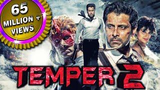 Download Temper 2 (Kanthaswamy) 2019 New Hindi Dubbed Movie | Vikram, Shriya Saran, Ashish Vidyarthi Video