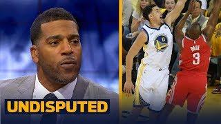 Download Jim Jackson's keys for Houston Rockets vs Golden State Warriors Game 5 | NBA | UNDISPUTED Video