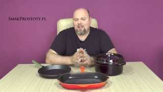 Download Natural vs enamelled cast iron cookware Video