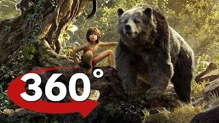 Download The Jungle Book: King Louie's Lair in 360 Degrees Video