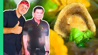 Download Presidential Food Tour! Duterte's Favorite Carendaria and the MOST UNIQUE food in Davao! Video