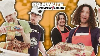 Download Jurassic Make Off (Sponsored Episode Ft. Yogscast) - 10 Minute Power Hour Video