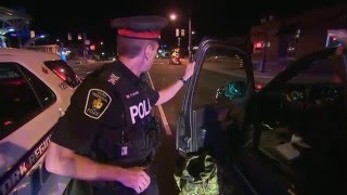 Download CTV joins Toronto police as they stop impaired drivers Video