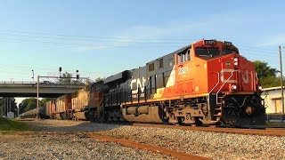 Download NS 64H ethanol train southbound in Stockbridge, Ga. Video