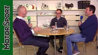 Download David Brabham podcast, in association with Mercedes-Benz Video