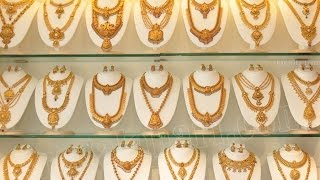 Download Latest South indian Gold Haram Jewellery Designs!!!! Bridal collections! Video