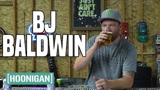 Download [HOONIGAN] A BREW WITH: BJ Baldwin Video