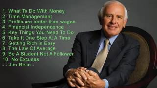 Download Top 10 Best Personal Development Advice Jim Rohn Video