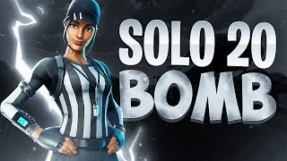 Download SOLO 20 BOMB! - Fortnite Battle Royale Video
