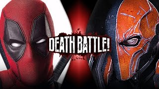 Download Deadpool VS Deathstroke (Marvel VS DC) | DEATH BATTLE! Video