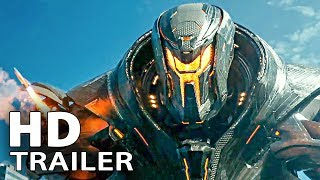 Download PACIFIC RIM 2 - Trailer (2018) Video
