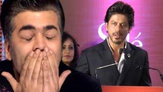 Download Shahrukh Khan Emotional Speech For Karan Johar At 'An Unsuitable Boy' Book Launch Video