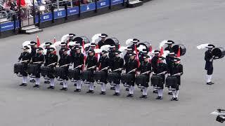 Download Switzerland's Top Secret Drum Corps@Royal Military Tattoo - Edinburgh(GB) - 04.08.2018 Video