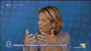 Download Omnibus - Terremoto e Referendum: intreccio ad alto rischio? (Puntata 03/11/2016) Video