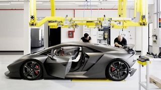 Download Lamborghini Car Designing and Production | Italian Car | Automobile Engineering | Mechanical Video