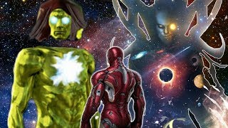 Download THE COSMIC ENTITIES In Avengers Endgame (They Already Exist In The MCU) Video
