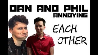 Download Dan and Phil getting annoyed at each other Video