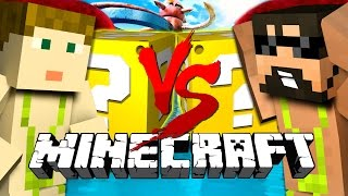 Download Minecraft | WIPEOUT LUCKY BLOCK CHALLENGE | Head to Head DEATH Video