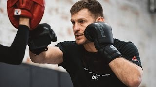 Download Stipe Miocic UFC 211 Open Workout Highlight Video