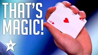 Download 5 Best Magic Card Trick Auditions That Blew The Judges Minds On America's Got Talent Video