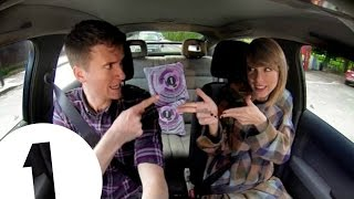 Download Taylor Swift & Greg James Sing Blank Space Video