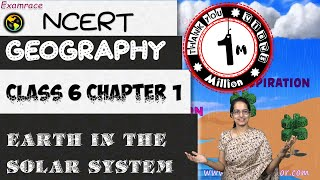 Download NCERT Class 6 Geography Chapter 1: Earth in the Solar System - Dr. Manishika | English | CBSE Video