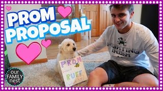 Download CUTE PROM PROPOSAL...DOES SHE SAY YES? ☆☆ #OFNEggHunt Clue 18 Video