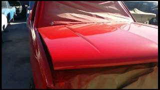Download Chevrolet Silverado paintjob before & after Video