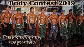 Download DANKORPASKHAS CUP Body Contest Jakarta 2019, Bertabur Bintang, TNI POLRI, Body Muscle, Atlet Video