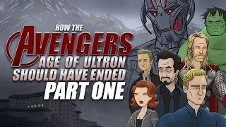 Download How The Avengers: Age Of Ultron Should Have Ended - Part One Video