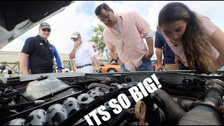 Download ITS SO BIG! Funny reactions to my GIANT Turbo Camaro Video