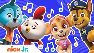 Download PAW Patrol & Top Wing Theme Song Remix in 4 Ways 🎵 Music Video | #TopWingTuesday Video